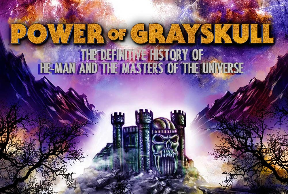 Power of Grayskull by Jason Moore